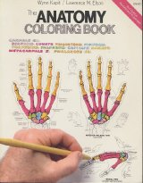 The ANATOMY COLORING BOOK(2nd Edition Revised and Expanded) Wynn Kapit /Lawrence M.Elson