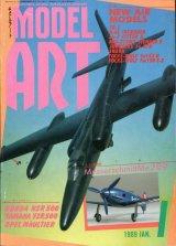 モデルアート MODEL ART 1989年1月号