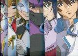 機動戦士ガンダムSEED原画集 SEE-Dash 1〜6 (全6冊セット)  えかきや本舗