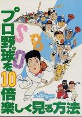 プロ野球を10倍楽しく見る方法  パンフレット