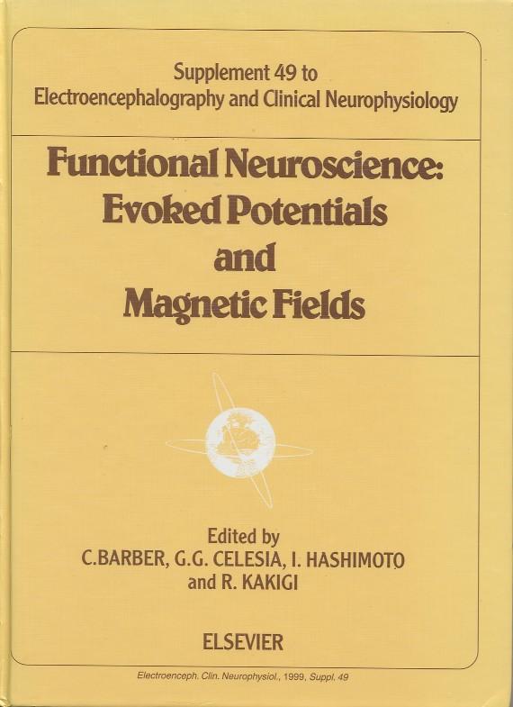 画像1: Functional Neuroscience: Evoked Potentials and Magnetic Fields  (洋書)