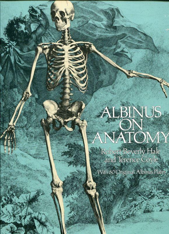 画像1: ALBINUS ON ANATOMY