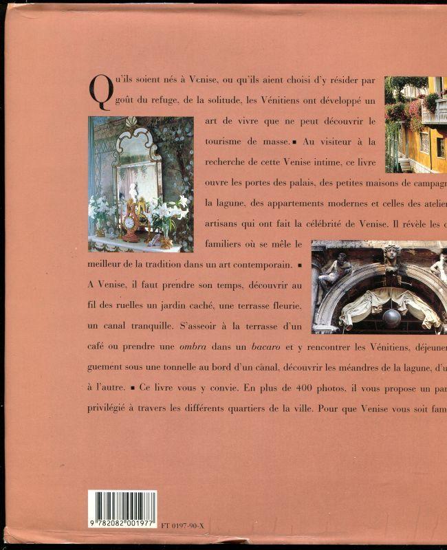 画像2: L'art de vivre A VENISE (洋書)
