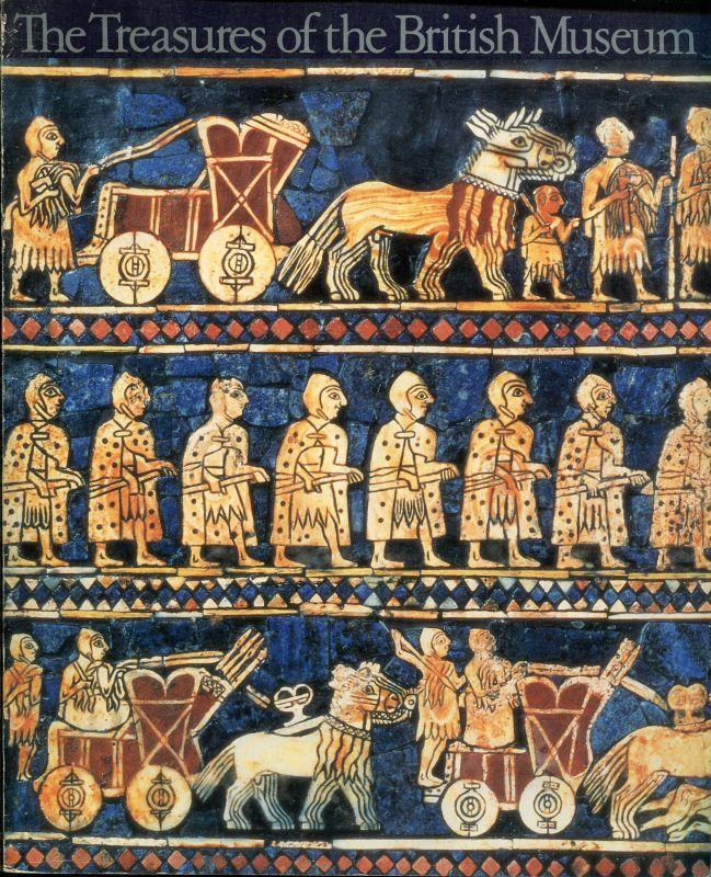 画像1: 大英博物館展 The Treasures of the British Museum  1990-91 大英博物館展 「芸術と人間」図録