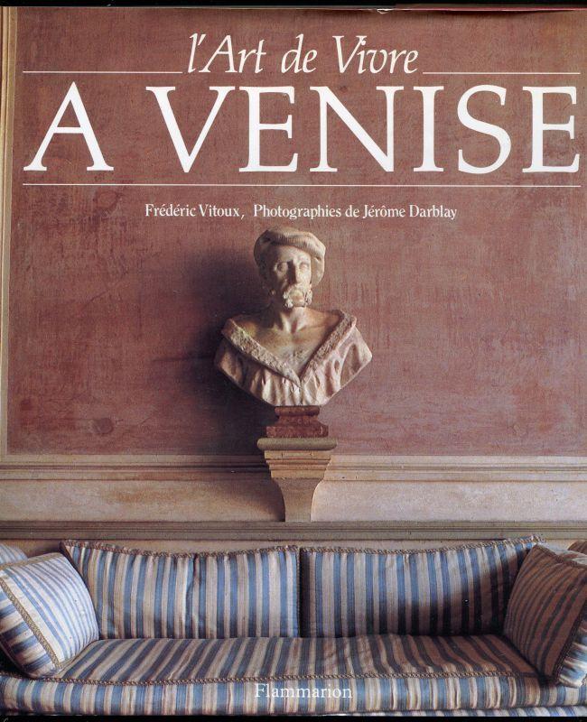 画像1: L'art de vivre A VENISE (洋書)