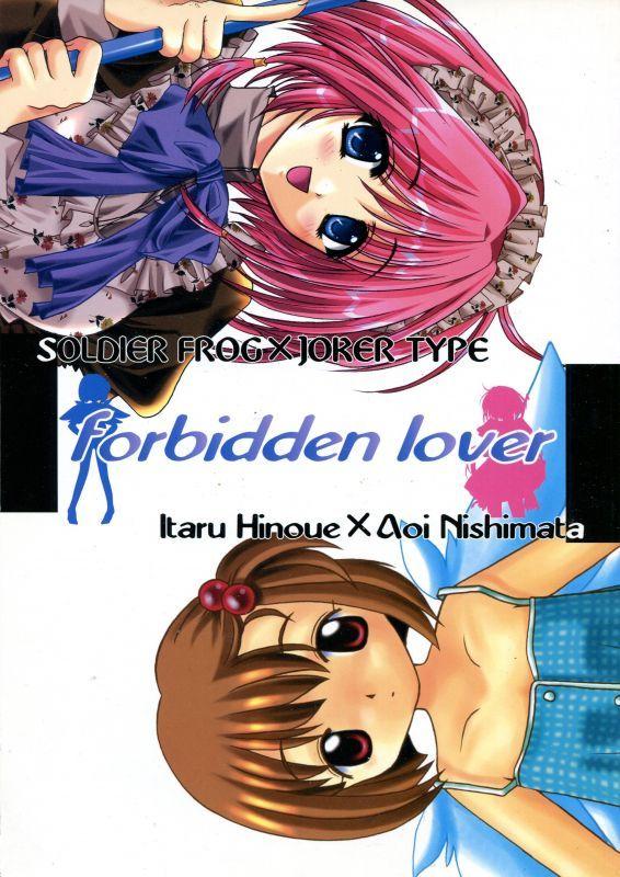 画像1: 「forbidden lover」  SOLDIER FROG×JOKER TYPE(樋上いたる&西又葵)