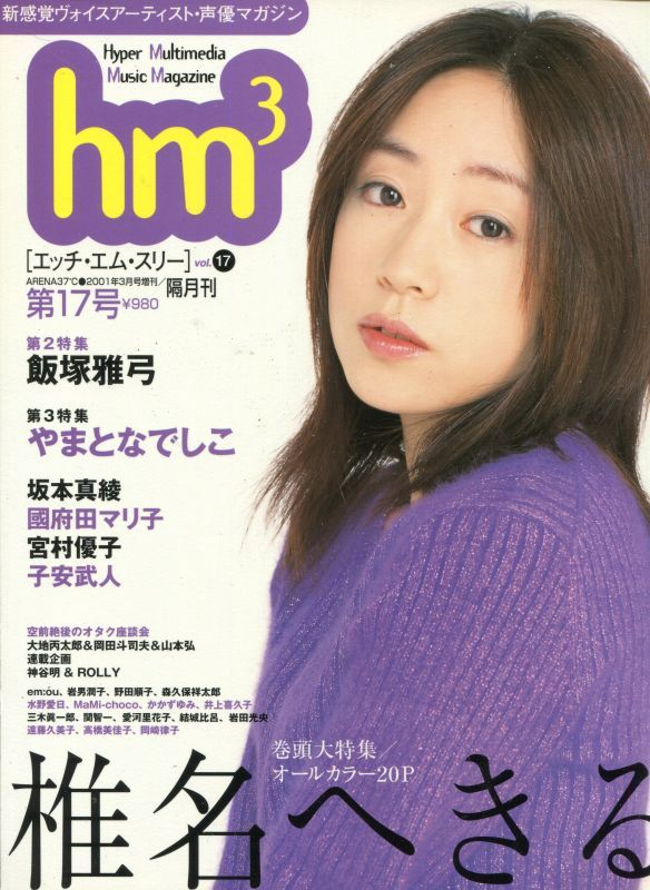 画像1: hm3(エッチ・エム・スリー) Vol.17
