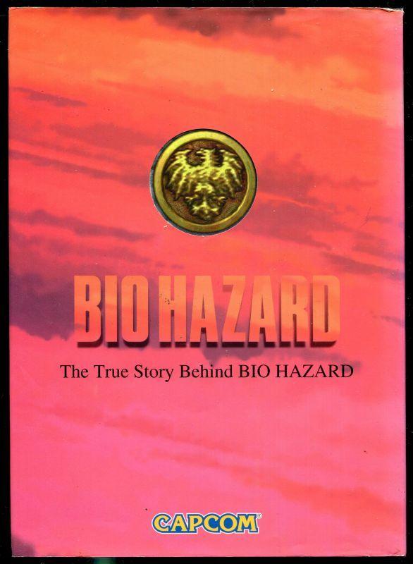 画像1: バイオハザード BIO HAZARD  The True Story Behind BIO HAZARD  非売品