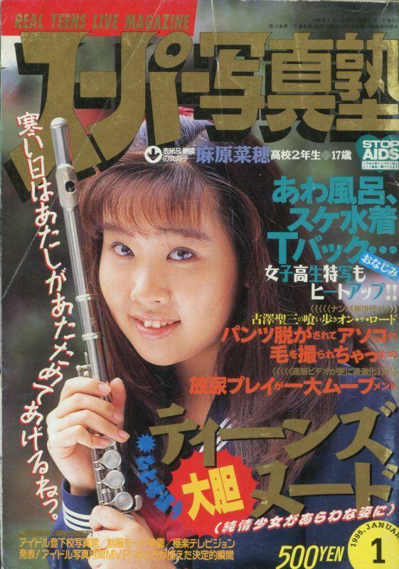 画像1: スーパー写真塾 1995年1月号