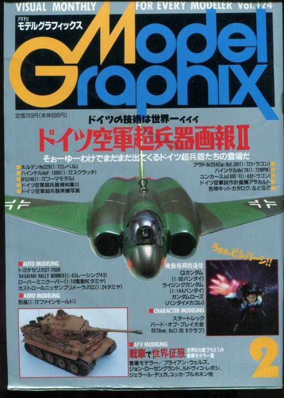 画像1: 月刊モデルグラフィックス 1995年2月号