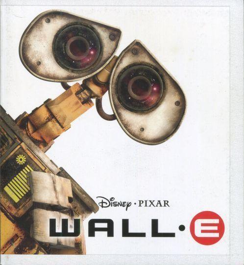 画像1: ウォーリー WALL・E  パンフレット