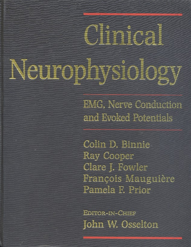 画像1: 「Clinical Neurophysiology Emg, Nerve Conduction and Evoked Potentials 」 John W.Osselton (洋書)